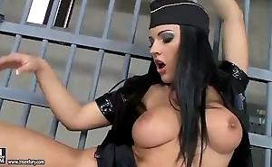 Sex-crazed hegemony lesbos pussy