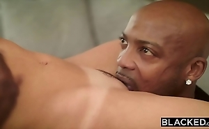 Blacked ariana marie is rub-down the ultimate hawt become man