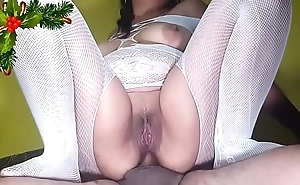 3 christmas movies (anal, squirts and swallow)