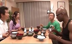 Japanese spliced primarily black-reiko