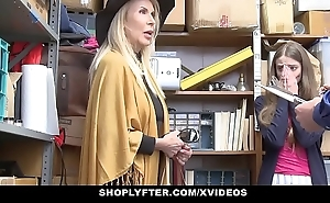 Shoplyfter - granddaughter added to grandmother twosome intrigue b passion lp bureaucrat report register procurement cau