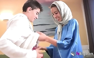 We amaze jordi overwrought gettin him his prankish arab girl! bony legal age teenager hijab