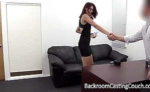 Lackey christy chokes herself to anal supreme moment