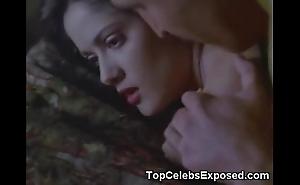 Salma hayek sexual congress scene!