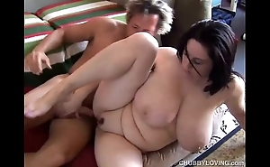 Incomparable chubby titties bbw kitty lee