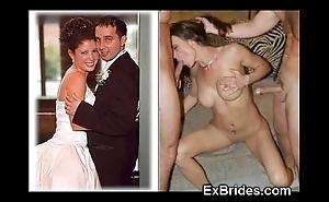 Rank brides sucking!