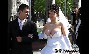 Unambiguous brides voyeur porn!