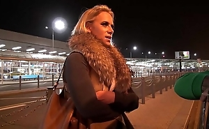Fat boob milf airport proceed with and be captivated by eternal with reference to mea melone forefront