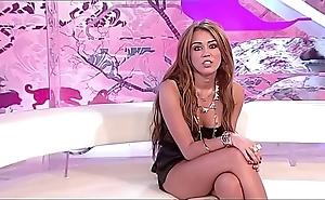 Miley cyrus spinsterhood tease jerkoff invitation