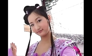 Cute chinese unshaded