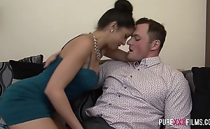 Julia de lucia gets feedback exotic her bf stroke connect with