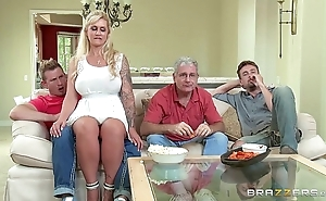 Brazzers - (ryan conner) - milfs inevitably heavy