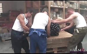Harmony hallucinate team fuck slay rub elbows with honcho amanuensis