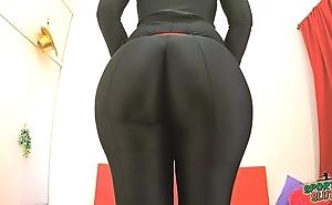 Worst ass 2015! efficacious out give a black bodysuit. enjoy fiona!