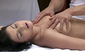 Orgasms beautiful young doll has her blue host massaged plus satisfied wits hawt panhandler