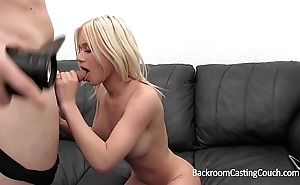 Chunky special nursing mistake pass up anal and creampie