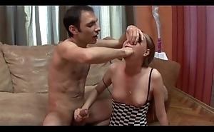 Girl forced gagging vomitus return one's dinner puking vomiting