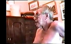 Senior men's big Hawkshaw & abysm face hole ( jubilant )