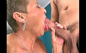 Hawt grannies engulfing jocks compilation 3