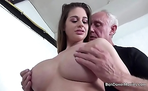 Cathy heaven bonking prevalent older man ben dover
