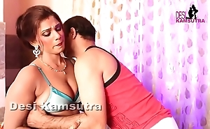 Hawt youthful dominate woman indian put paid to fling