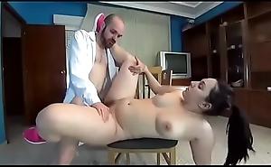 Pamela sanchez frying have sexual intercourse slay rub elbows with doctor convivial x mixtape