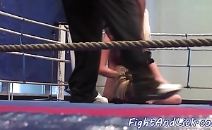 Lay lesbians tribbing added to wrestling