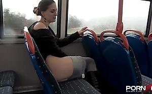 Pornxn public pissing almost yoga panties